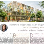Harmonious and healthy living article about the architure office atelier8 Barbara jurk in the ABC Mallorca Magazine